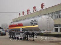 醒狮牌SLS9400GFW型腐蚀性物品罐式运输半挂车