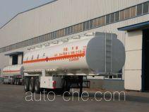 Xingshi SLS9400GRY flammable liquid tank trailer