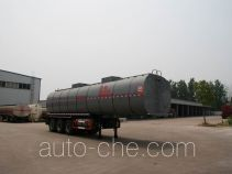 醒狮牌SLS9400GSY型铝合金食用油运输半挂车