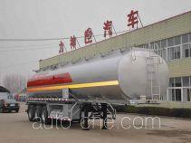 Xingshi SLS9400GYYA aluminium oil tank trailer