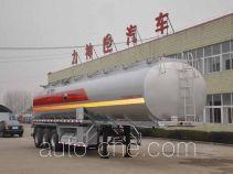醒狮牌SLS9401GFW型腐蚀性物品罐式运输半挂车