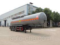 醒狮牌SLS9401GYW型氧化性物品罐式运输半挂车