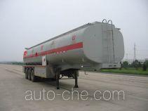 醒狮牌SLS9402GHY型化工液体运输半挂车
