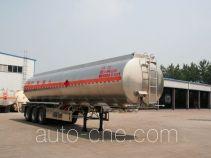 Xingshi SLS9402GRYA flammable liquid aluminum tank trailer