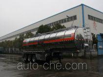 Xingshi SLS9402GRYB flammable liquid tank trailer