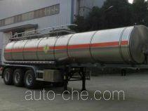 醒狮牌SLS9402GYW型氧化性物品罐式运输半挂车