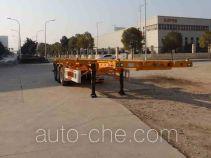 Xingshi SLS9402TWY dangerous goods tank container skeletal trailer