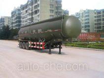 醒狮牌SLS9403GLS型散装粮食运输半挂车