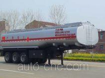 醒狮牌SLS9404GHY型化工液体运输半挂车