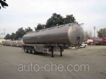 Xingshi SLS9405GGY liquid supply tank trailer
