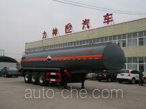 醒狮牌SLS9405GHY型化工液体运输半挂车