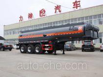 醒狮牌SLS9405GHYB型化工液体运输半挂车