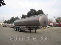 Xingshi SLS9407GGY liquid supply tank trailer
