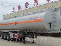 醒狮牌SLS9407GRY型易燃液体罐式运输半挂车