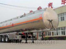 醒狮牌SLS9408GRYA型易燃液体罐式运输半挂车