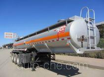 醒狮牌SLS9409GFW型腐蚀性物品罐式运输半挂车