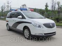 Shenglu SLT5020XKCEA investigation team car