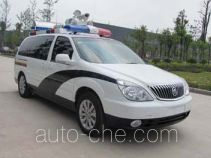 Shenglu SLT5021XKCEA investigation team car
