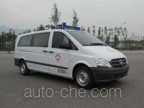 Shenglu SLT5030XJHEH ambulance