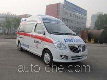 Shenglu SLT5030XJHY2 ambulance