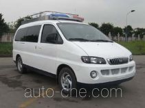Shenglu SLT5030XKCX1 investigation team car