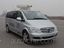 Shenglu SLT5031XJEFM1S monitoring vehicle