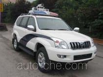 Shenglu SLT5031XKCJ2 investigation team car