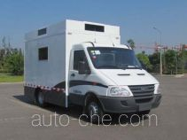 Shenglu SLT5040XJAK2S inspection car