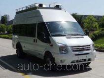 Shenglu SLT5040XZHE1W command vehicle
