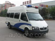 Shenglu SLT5040XZXE1 criminal enforcement vehicle