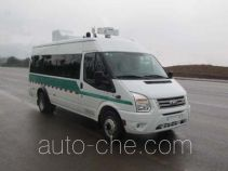 Shenglu SLT5041XJEE1S monitoring vehicle