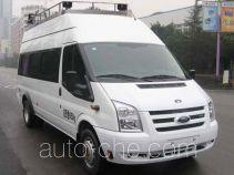 Shenglu SLT5043XZHE1 command vehicle