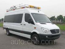 Shenglu SLT5050XJEEH monitoring vehicle