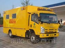 Shenglu SLT5070XJZF1 ambulance support vehicle