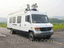 Shenglu SLT5070XZHEH communications command vehicle