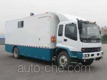 Shenglu SLT5160XJSF3 water purifier truck
