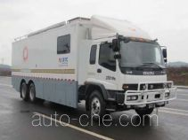Shenglu SLT5210XJCF2S inspection vehicle