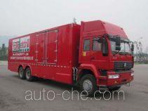 Shenglu SLT5220TLGFH coil tubing truck