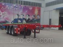Liangyun SLY9380TJZ container transport trailer