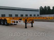 Liangyun SLY9381TJZD container transport trailer