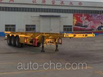 Liangyun SLY9400TJZ container transport trailer