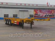 Liangyun SLY9401TJZE container transport trailer