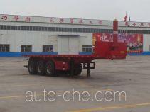 Liangyun SLY9401ZZXP flatbed dump trailer