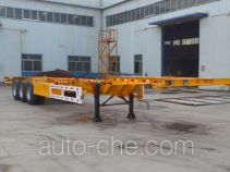 Liangyun SLY9402TJZ container transport trailer