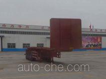 Liangyun SLY9402ZZXP flatbed dump trailer