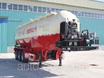 Liangyun SLY9406GFL medium density bulk powder transport trailer