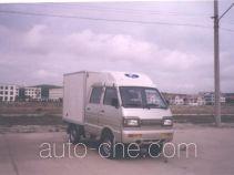黑豹牌SM5010XXYWE型厢式运输车