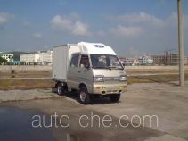 黑豹牌SM5011XXYW型厢式运输车