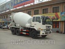 宏昌天马牌SMG5250GJBCWB型混凝土搅拌运输车