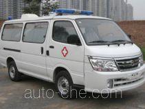 石煤牌SMJ5030XJH4型救护车